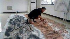 中国著名画家王华峰先生作品展示